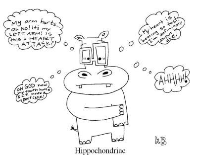 hippochondriac